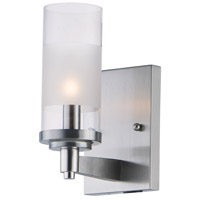 Maxim 26321CLFTSN Crescendo 1 Light 4 inch Satin Nickel Wall Sconce Wall Light