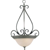 Maxim Lighting Pacific 3 Light Pendant in Pewter 2654MRPE