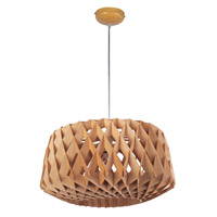 Maxim 27535UD Horgen 1 Light 24 inch Uddo Pendant Ceiling Light