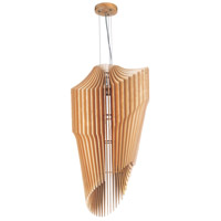 Maxim Lighting Copenhagen 4 Light Pendant in Uddo 27537UD
