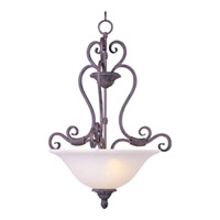 Maxim Lighting Canyon Rim 3 Light Pendant in Canyon Rock 2754SVCR