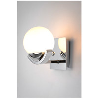 Maxim 27551WTPC Motion 1 Light 7 inch Polished Chrome Wall Sconce Wall Light alternative photo thumbnail