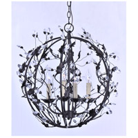 Maxim Lighting Elegante 3 Light Mini Chandelier in Oil Rubbed Bronze 2850OI alternative photo thumbnail
