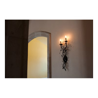 Maxim 2858OI Elegante 2 Light 11 inch Oil Rubbed Bronze Wall Sconce Wall Light alternative photo thumbnail