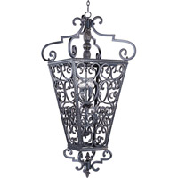 Maxim Lighting Southern 8 Light Pendant in Kentucky Bronze 2938KB