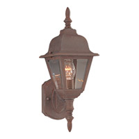 Maxim Lighting Builder Cast 1 Light Outdoor Wall Mount in Country Stone 3005CLCS photo thumbnail