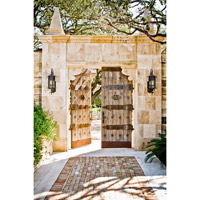 Maxim 30124CDCF Scottsdale 3 Light 24 Inch Country Forge Outdoor Wall Mount  Alternative Photo Thumbnail
