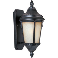 Odessa 1 Light 16 inch Espresso Outdoor Wall Mount