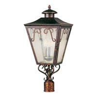 Maxim Lighting Cordoba 3 Light Outdoor Pole/Post Lantern in Oil Rubbed Bronze 30151CDOI