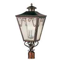 Maxim Lighting Cordoba 3 Light Outdoor Pole/Post Lantern in Oil Rubbed Bronze 30152CDOI