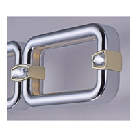 Maxim 30163PC Kartier LED 22 inch Polished Chrome Vanity Light Wall Light alternative photo thumbnail