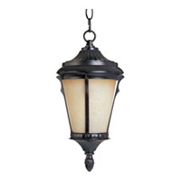 Maxim Lighting Odessa 1 Light Outdoor Hanging Lantern in Espresso 3019LTES photo thumbnail