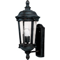 Dover DC 1 Light 17 inch Bronze Outdoor Wall Mount