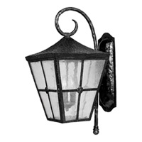 Maxim Lighting Castille 3 Light Outdoor Wall Mount in Country Forge 30234CDCF