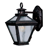 Maxim Lighting Cabo 1 Light Outdoor Wall Mount in Country Forge 30243CDCF photo thumbnail