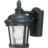 Dover DC 1 Light 10 inch Bronze Outdoor Wall Mount