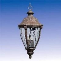 Maxim 30291LTET Morrow Bay Trisyn 3 Light 11 inch Earth Tone Outdoor Hanging Lantern