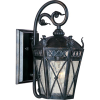 Maxim Lighting Canterbury 1 Light Outdoor Wall Mount in Artesian Bronze 30454CDAT