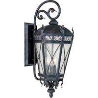 Canterbury 5 Light 33 inch Artesian Bronze Outdoor Wall Mount