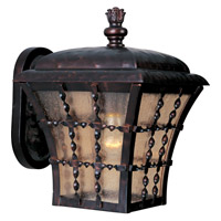 Maxim Lighting Orleans 1 Light Outdoor Wall Mount in Oil Rubbed Bronze 30492ASOI