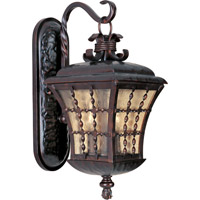 Orleans 3 Light 18 inch Oil Rubbed Bronze Outdoor Wall Mount
