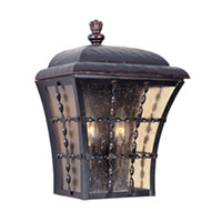 Maxim Lighting Orleans 2 Light Outdoor Wall Mount in Oil Rubbed Bronze 30494ASOI
