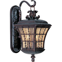 Orleans 3 Light 21 inch Oil Rubbed Bronze Outdoor Wall Mount
