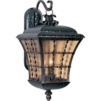Orleans 3 Light 25 inch Oil Rubbed Bronze Outdoor Wall Mount