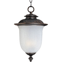 Maxim Lighting Cambria DC 2 Light Outdoor Hanging Lantern in Chocolate 3098FCCH