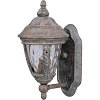 Whittier DC 1 Light 13 inch Earth Tone Outdoor Wall Mount