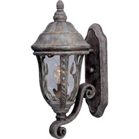 Whittier DC 1 Light 19 inch Earth Tone Outdoor Wall Mount