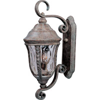 Whittier DC 3 Light 26 inch Earth Tone Outdoor Wall Mount