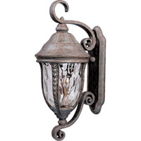 Whittier DC 3 Light 31 inch Earth Tone Outdoor Wall Mount