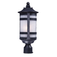 Casa Grande 1 Light 19 inch Anthracite Outdoor Pole/Post Mount