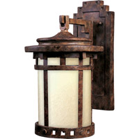Maxim Lighting Santa Barbara Dark Sky 1 Light Outdoor Wall Mount in Sienna 3143MOSE