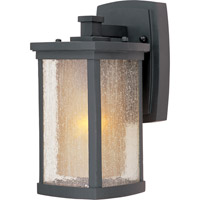 Maxim Lighting Bungalow 1 Light Outdoor Wall Mount in Bronze 3152CDWSBZ