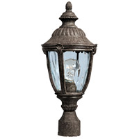 Maxim 3180WGET Morrow Bay DC 1 Light 20 inch Earth Tone Outdoor Pole/Post Lantern photo thumbnail
