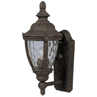 Maxim 3183WGET Morrow Bay DC 1 Light 14 inch Earth Tone Outdoor Wall Mount