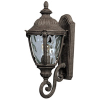 Maxim 3184WGET Morrow Bay DC 1 Light 20 inch Earth Tone Outdoor Wall Mount