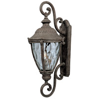 Maxim Lighting Morrow Bay DC 3 Light Outdoor Wall Mount in Earth Tone 3188WGET