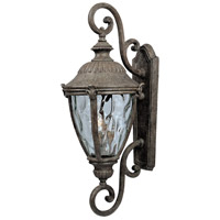 Morrow Bay DC 3 Light 33 inch Earth Tone Outdoor Wall Mount