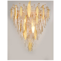 Maxim 32328CLCMPGL Majestic 21 Light 33 inch Gold Leaf Chandelier Ceiling Light alternative photo thumbnail