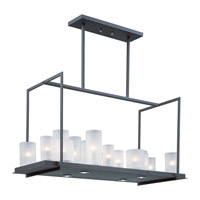 Maxim Lighting Urban Nights 20 Light Chandelier in Textured Black 32467FTTXB