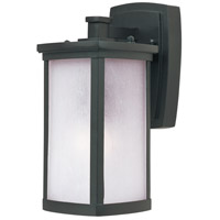 Maxim 3252FSBZ Terrace 1 Light 11 inch Bronze Outdoor Wall Mount