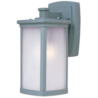 Maxim Lighting Terrace 1 Light Outdoor Wall Mount in Platinum 3252FSPL
