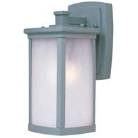 Maxim Lighting Terrace 1 Light Outdoor Wall Mount in Platinum 3252FSPL