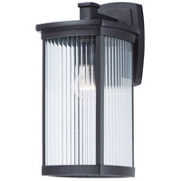 Maxim 3254CRBZ Terrace 1 Light 16 inch Bronze Outdoor Wall Sconce in Clear photo thumbnail