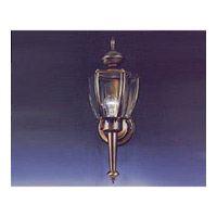 Maxim Lighting Builder Brass Outdoor Wall Mount in Antique Brass 3283CLAB