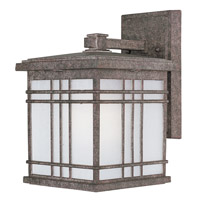 Maxim Lighting Sienna 1 Light Outdoor Wall Mount in Earth Tone 3323FSET