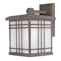 Maxim Lighting Sienna 1 Light Outdoor Wall Mount in Earth Tone 3324FSET